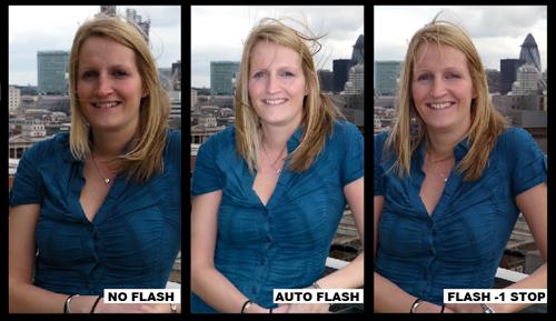fill flash 2