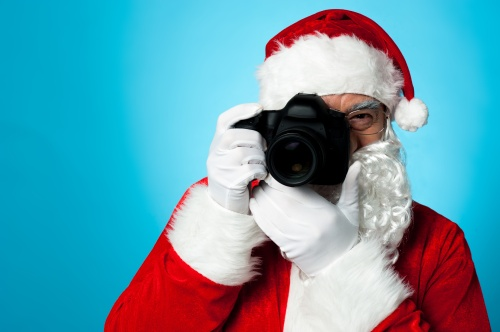 Santa - The Professional Photographer